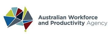Logo for Australian Workforce and Productivity Agency