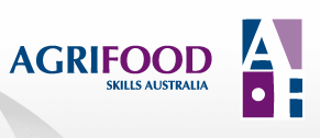 Logo for AgriFood Industry Skills Council