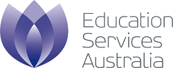 Logo for Education Services Australia